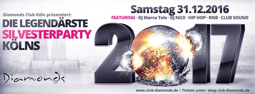 Silvester Tickets hier!